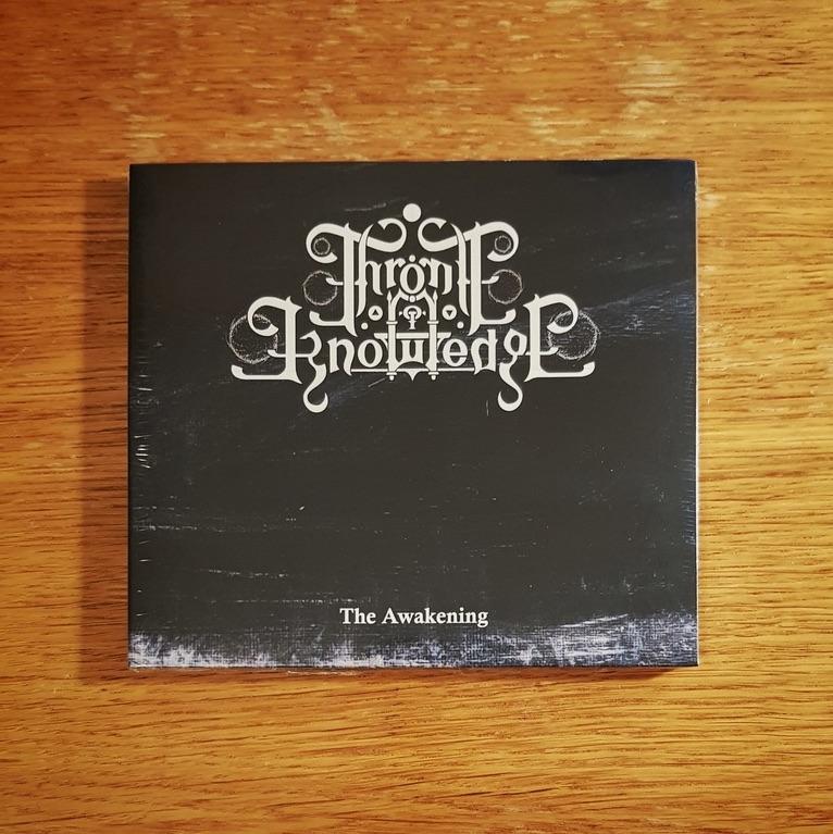 Throne Of Knowledge - The Awakening Digipak CD