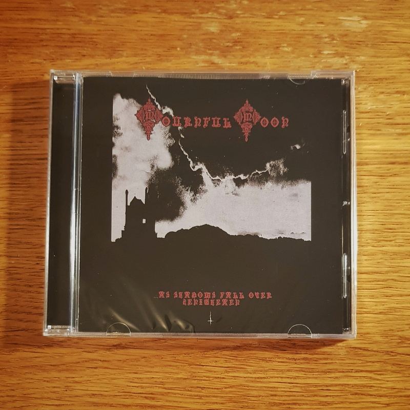 Mournful Moon - .​​​.​​​.​​As Shadows Fall Over Zenitheaen CD