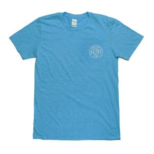 Light Blue Chest Logo T-shirt