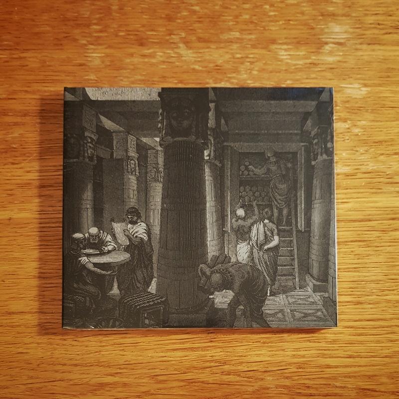 Valscharuhn - Seven Wonders of the Ancient World Digipak CD