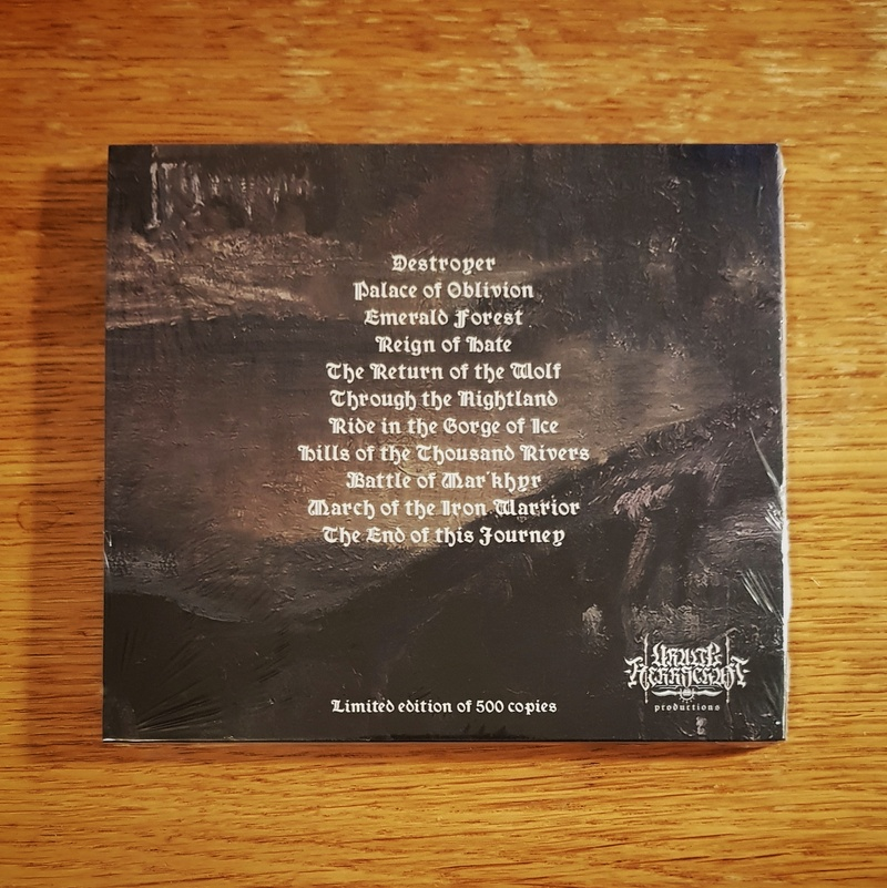 Murgrind - The Fallen Kingdom Digipak CD