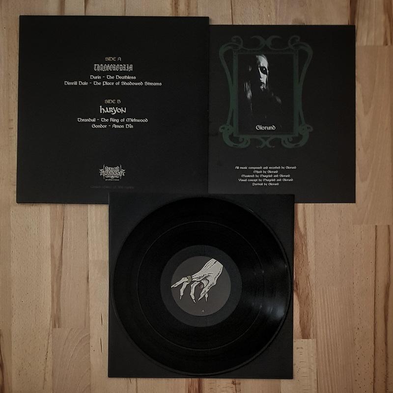 Thangorodrim / Haryon - Under the Reign of a New Power Vinyl LP
