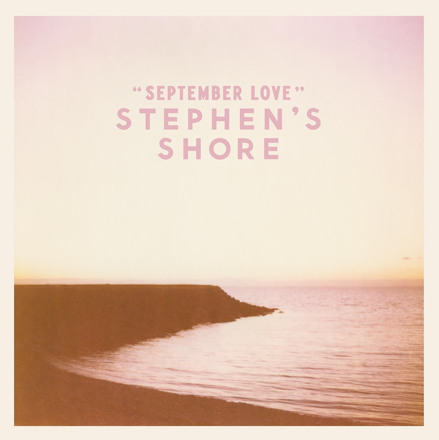 Stephen's Shore - September Love