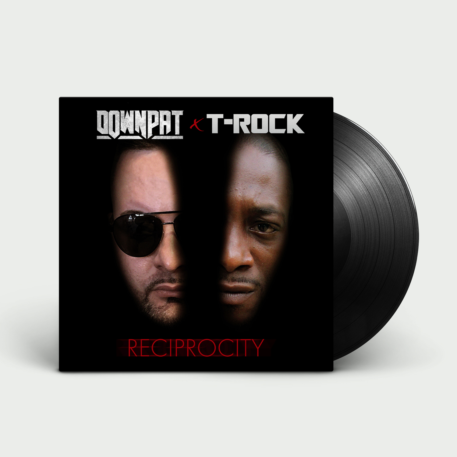 Down Pat & T-Rock - Reciprocity (Vinyl)