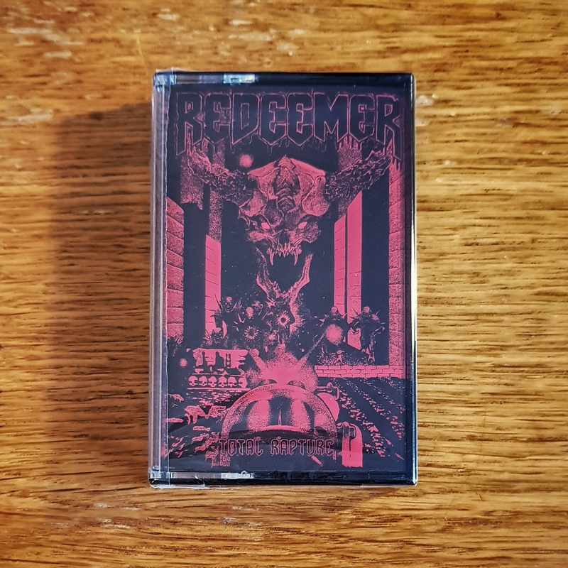 Redeemer – Total Rapture Cassette Tape