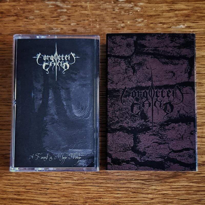 Forgotten Land – A Forest Is Myne Home Cassette Tape
