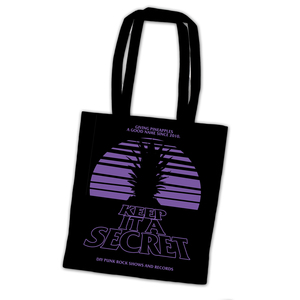 Keep it a Secret - Dawn of the Pineapple Tote Bag