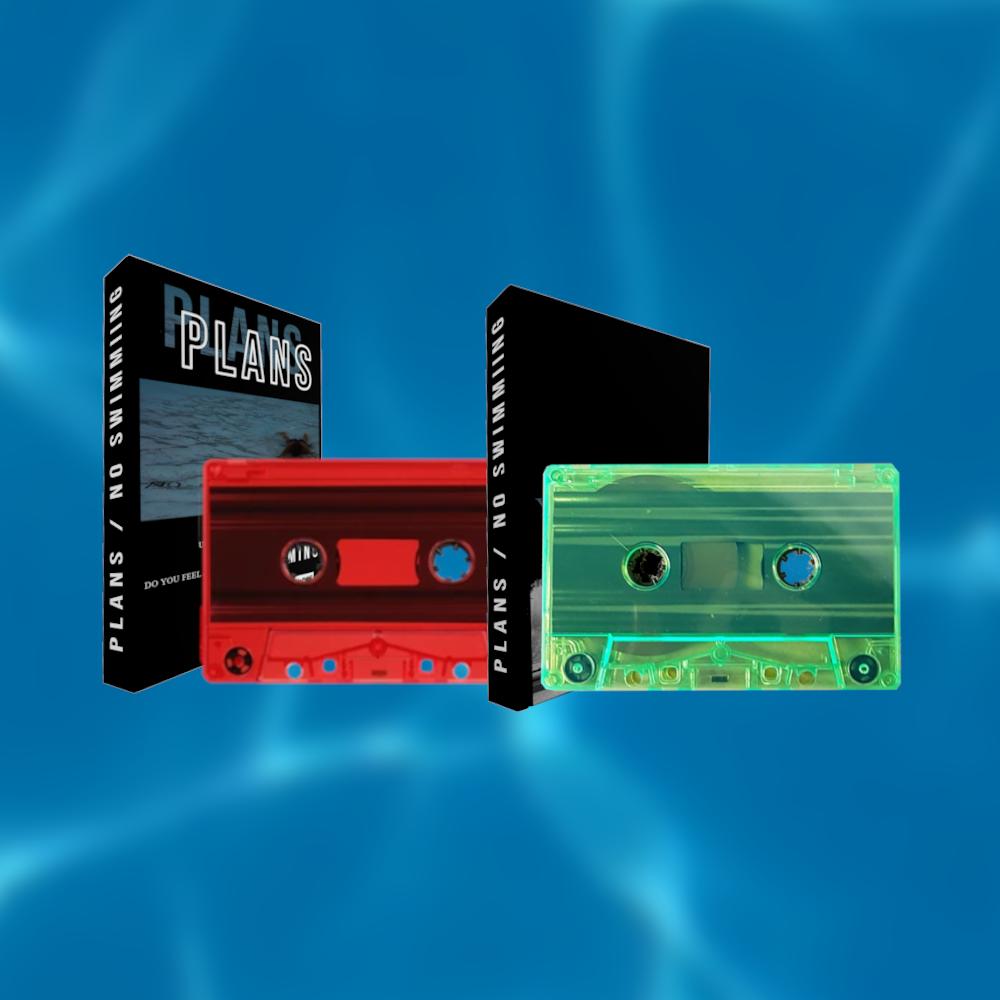 Plans - No Swimming Cassettes