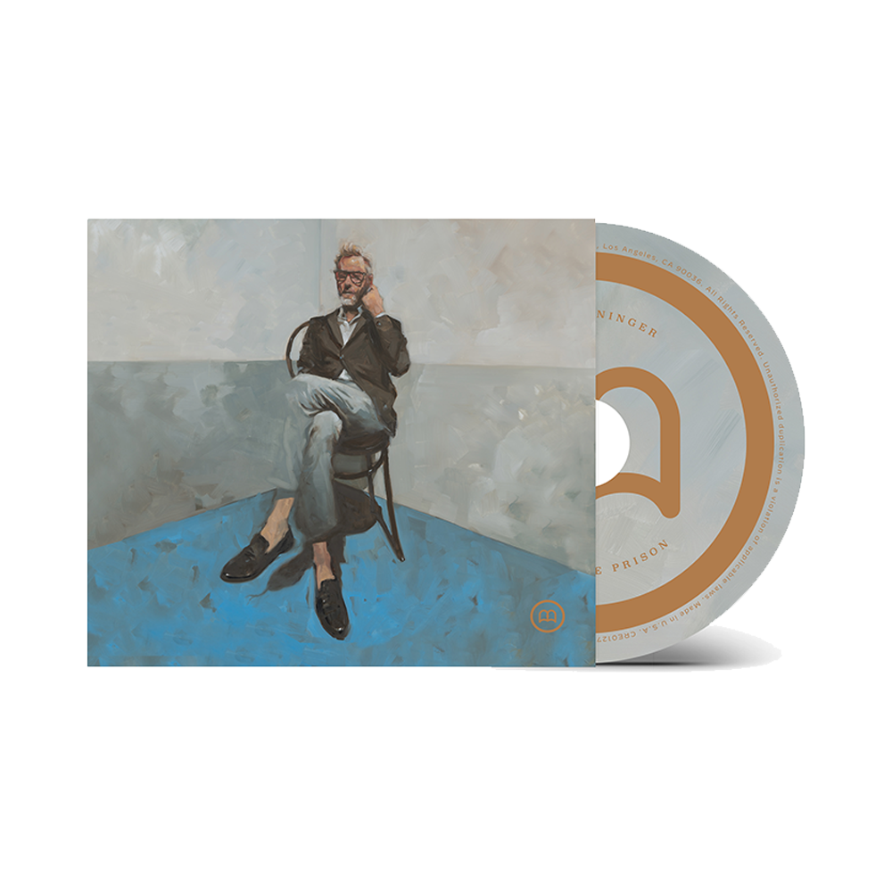 Serpentine Prison Scarf + Vinyl / CD / Download (Optional)