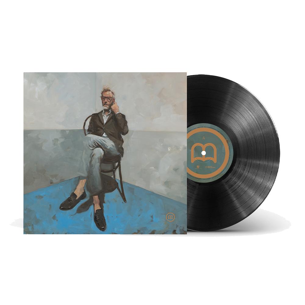 Serpentine Prison Vinyl Turntable Mat + Vinyl (Optional)