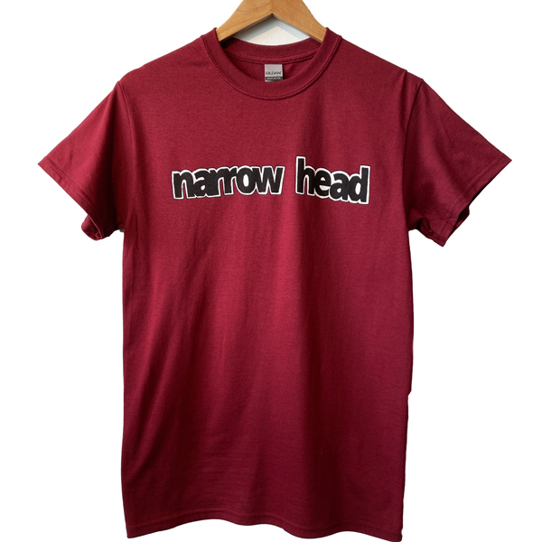 Narrow Head – Hand Drawn Logo Shirt