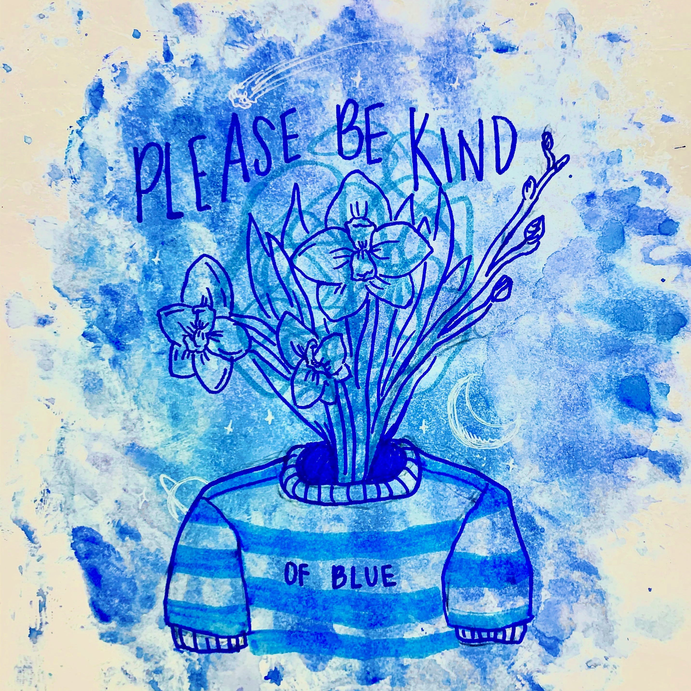 [KPR003] Please Be Kind - Of Blue EP