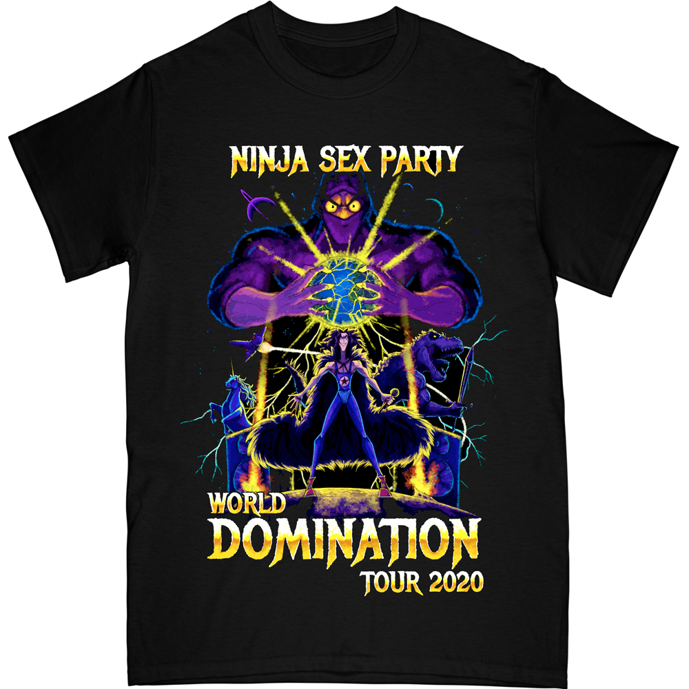 World Domination Tour Tee