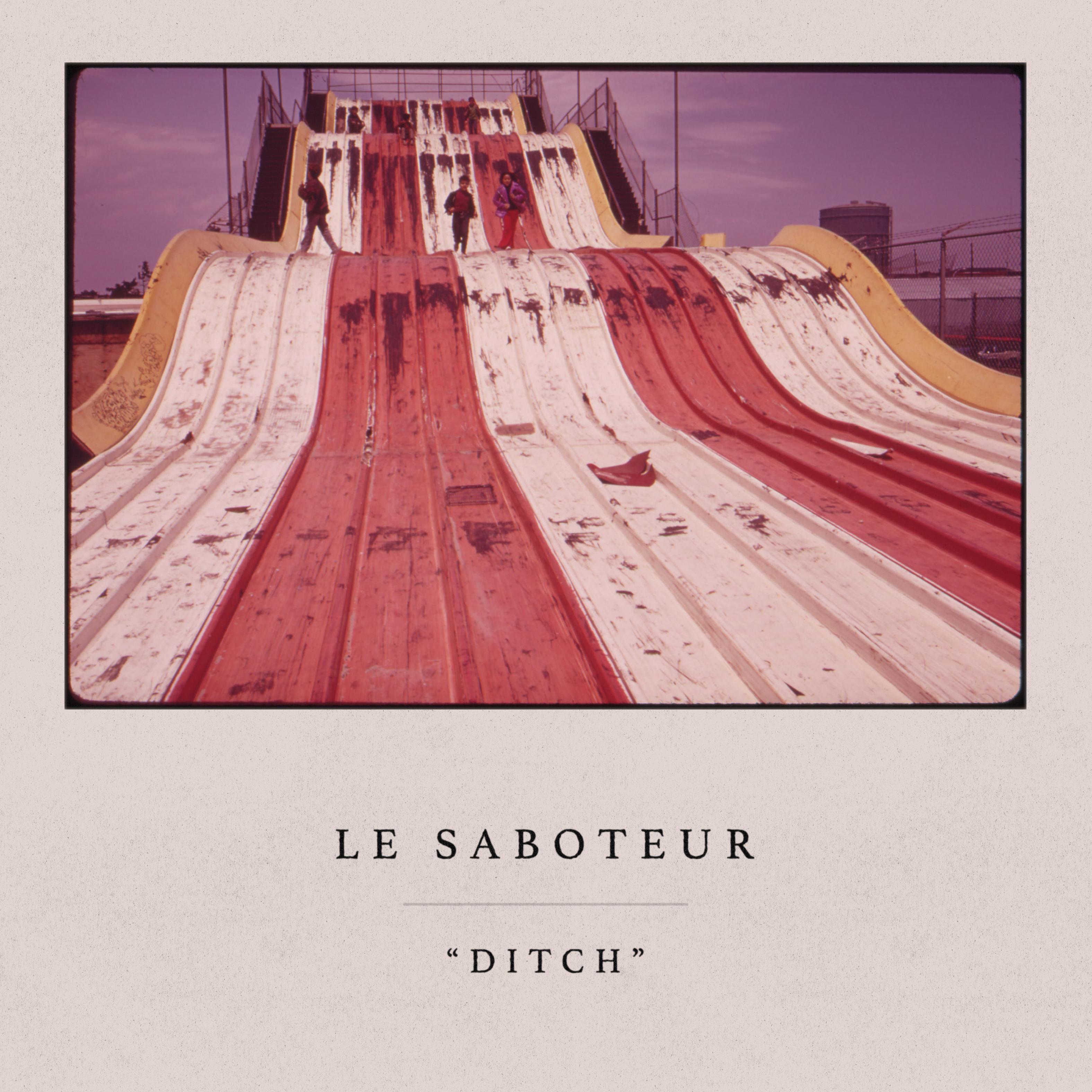 Le Saboteur - Ditch