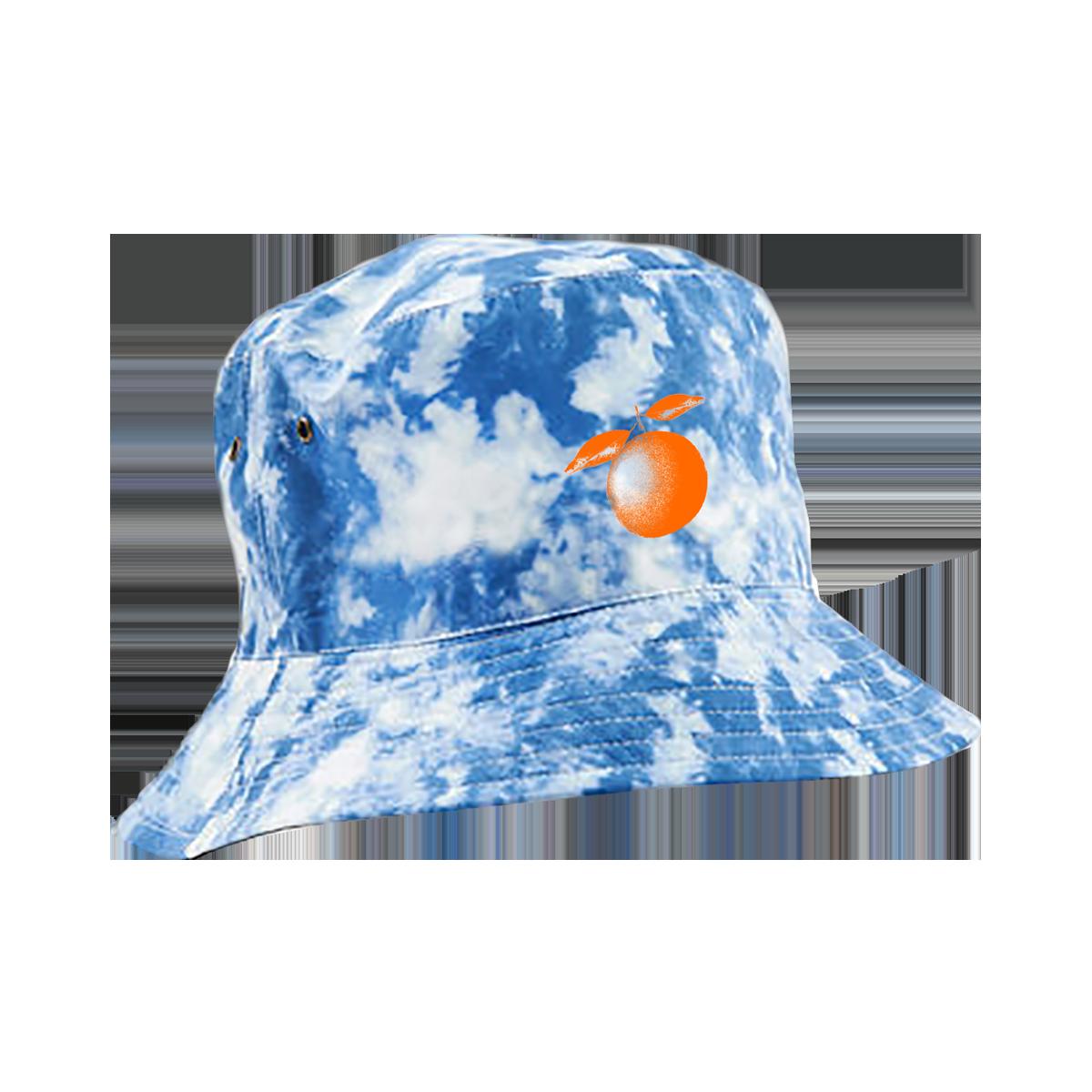 Tangerine Bucket Hat