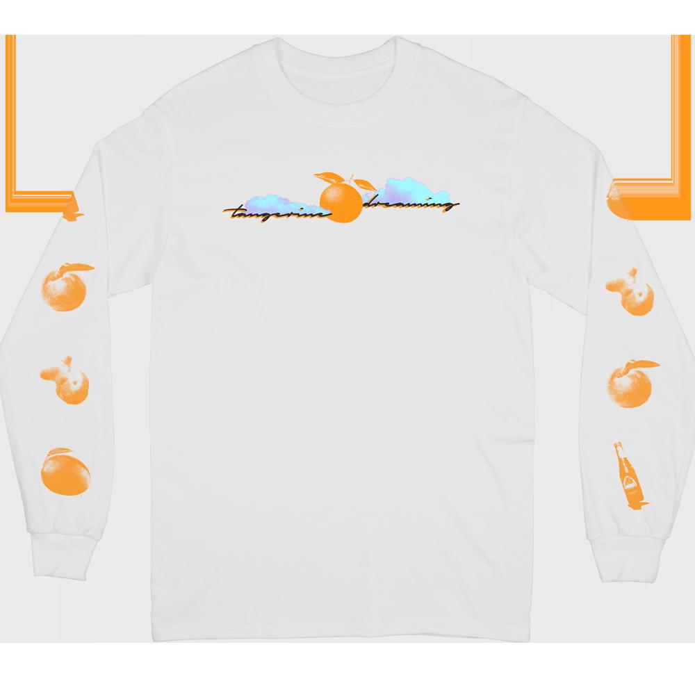 Tangerine Long Sleeve