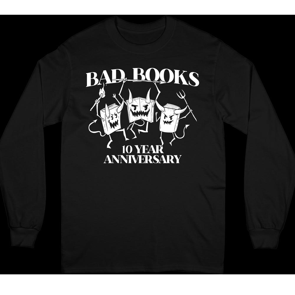 Evil Books Crewneck