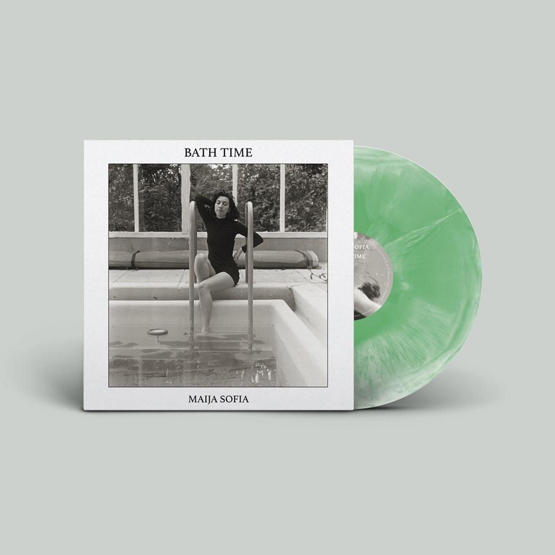 Maija Sofia | Bath Time - Limited Edition Deluxe Marble Vinyl