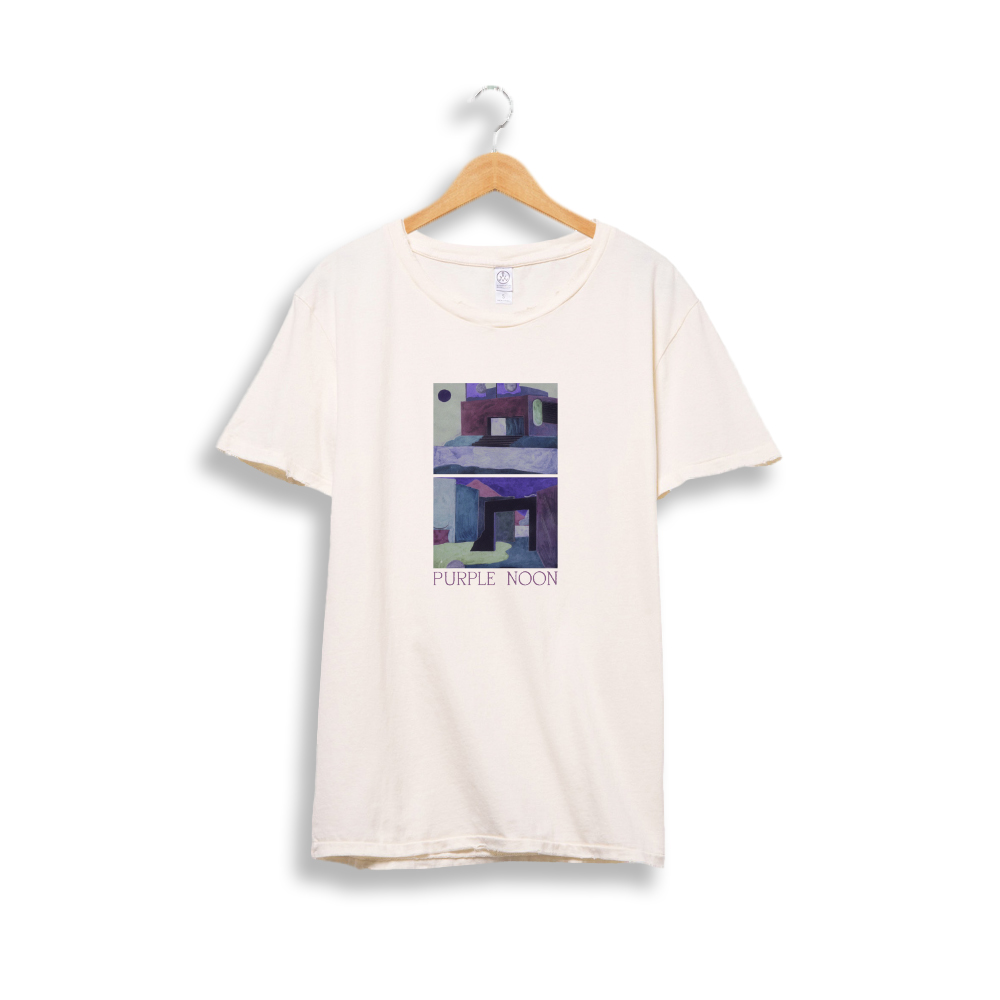 Abstract Building Tee
