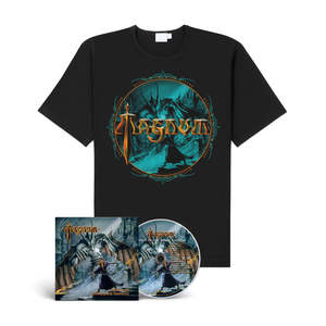 Magnum - Dance Of The Black Tattoo (CD + Shirt