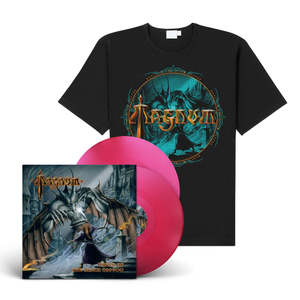 Magnum - Dance Of The Black Tattoo (2LPs + Shirt