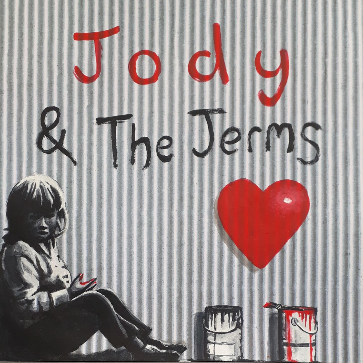 Jody and The Jerms - Deeper