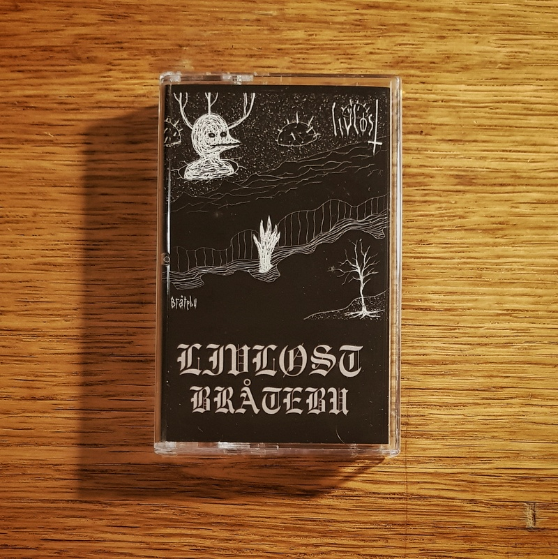 Livløst -  Bråtebu Cassette Tape