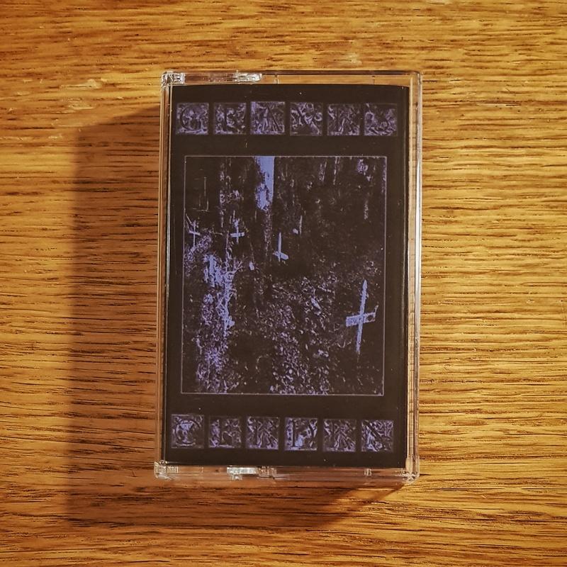 Graves Of Eden - Exile & Artifice Cassette Tape
