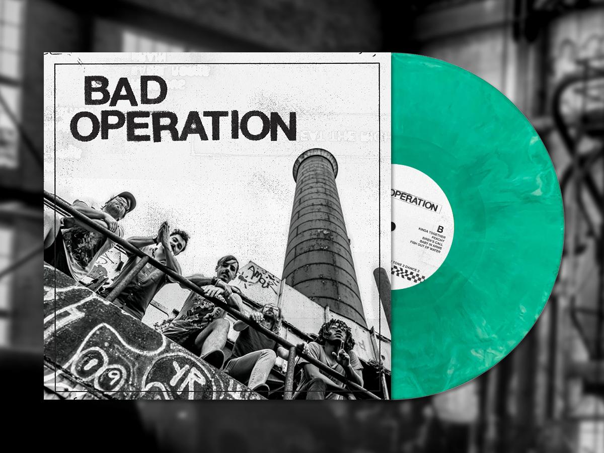 BAD OPERATION - CD (Japan Import)