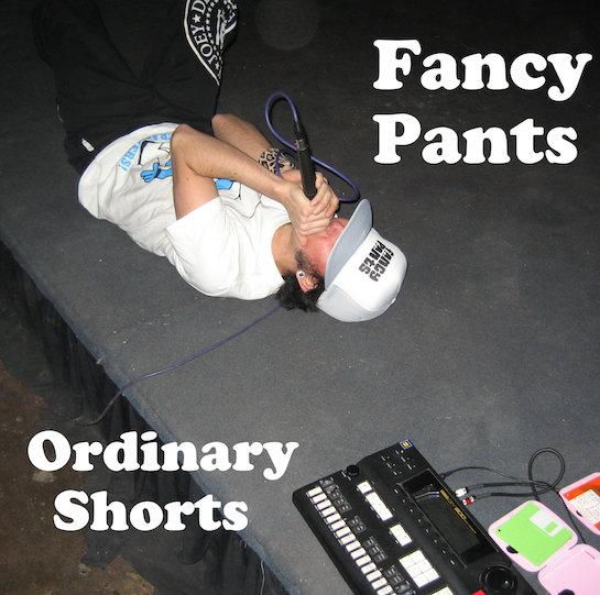 Fancy Pants - Ordinary Shorts