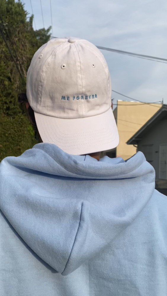 Me Forever Dad Hat