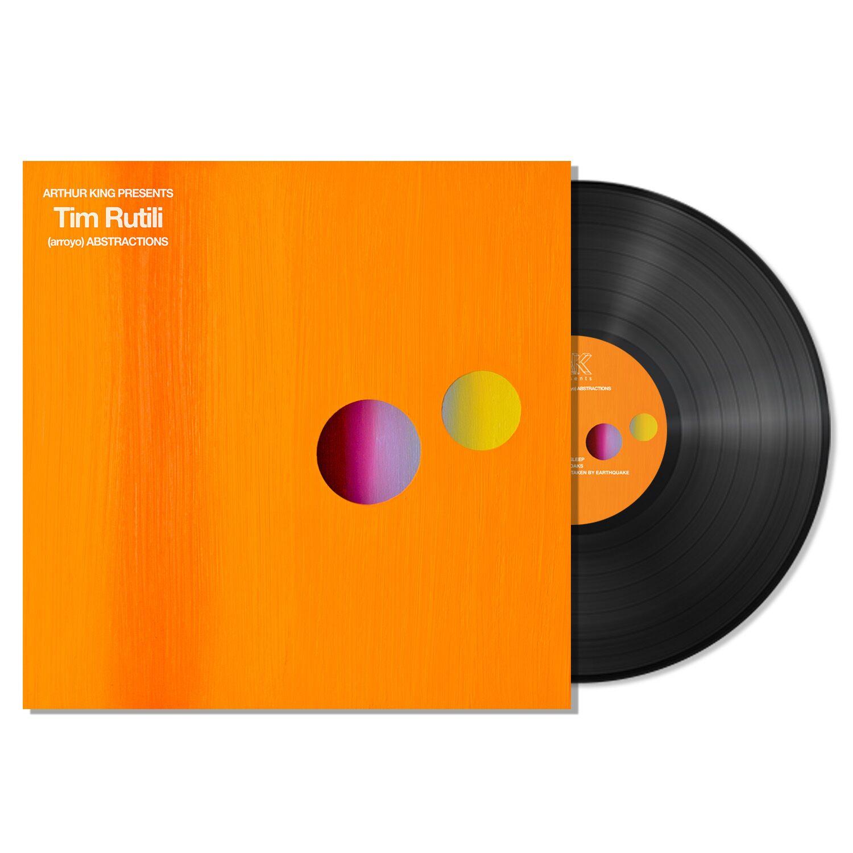 Tim Rutili - Arthur King Presents Tim Rutili: (arroyo) Abstractions - Black LP