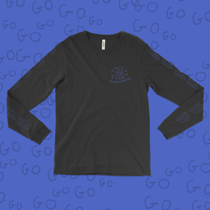 Topshelf Running Club Longsleeve (Black)