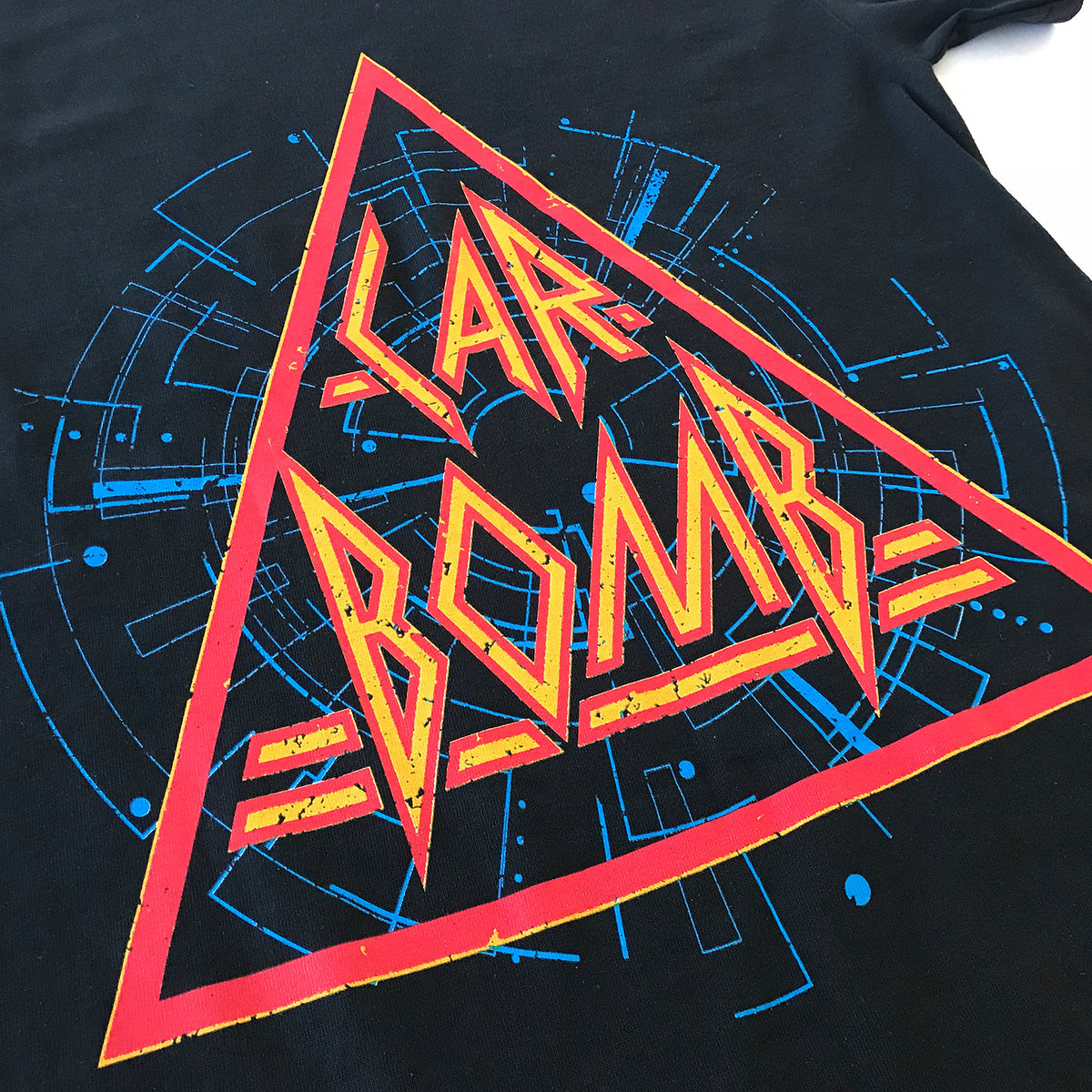 Car Bomb - Lef Deppard shirt