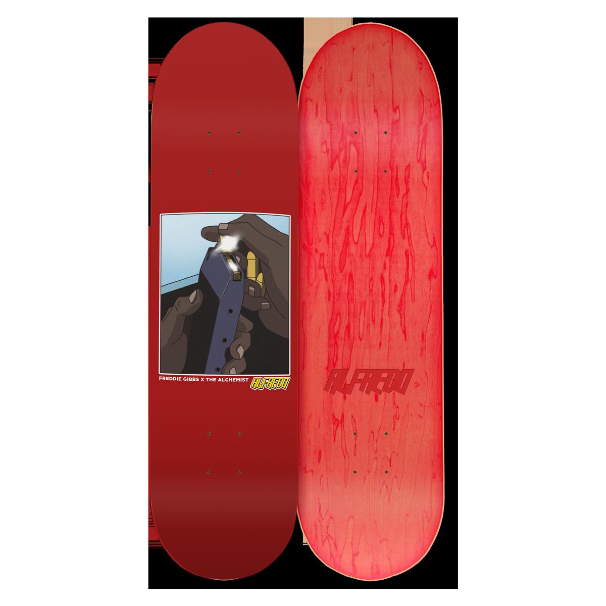 Clip Skate Deck