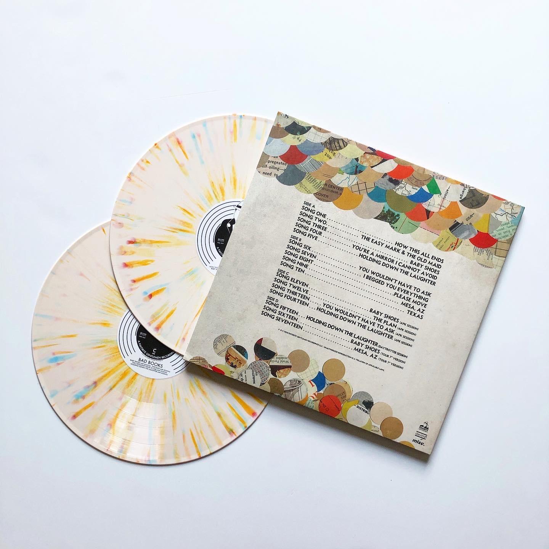 Anniversary LP + Rainbow Long Sleeve