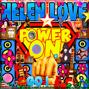 Helen Love - Power On Vinyl