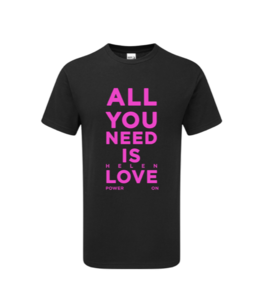All You Need Is (Helen) Love Shirt