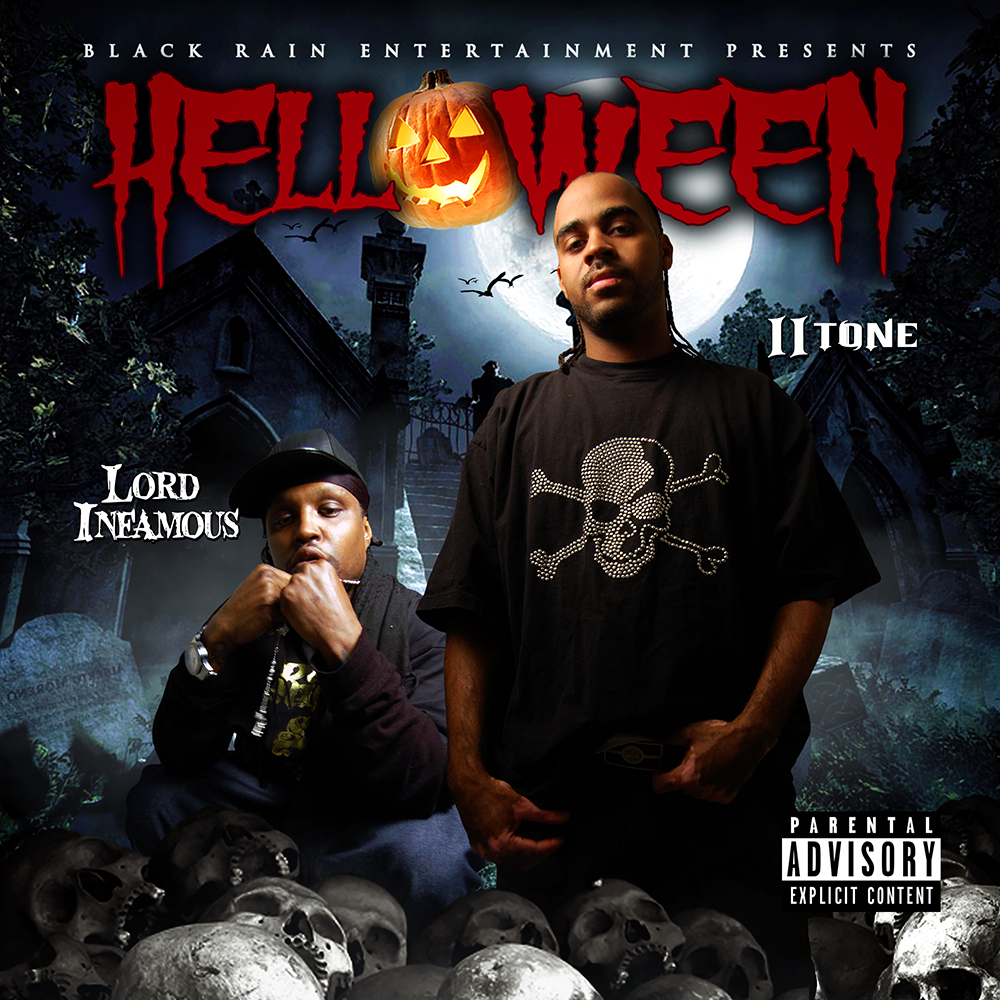 Lord Infamous & II Tone - Helloween (Remixed & Remastered)