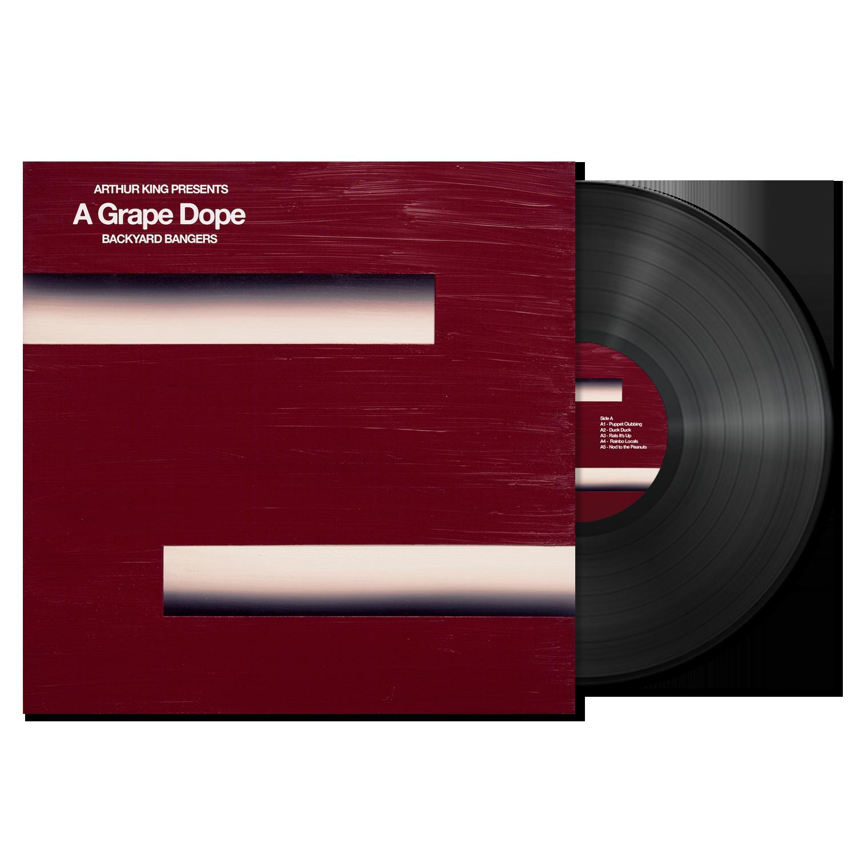 A Grape Dope - Backyard Blenders: The Remixes + Backyard Bangers - Vinyl + Shirt Bundle
