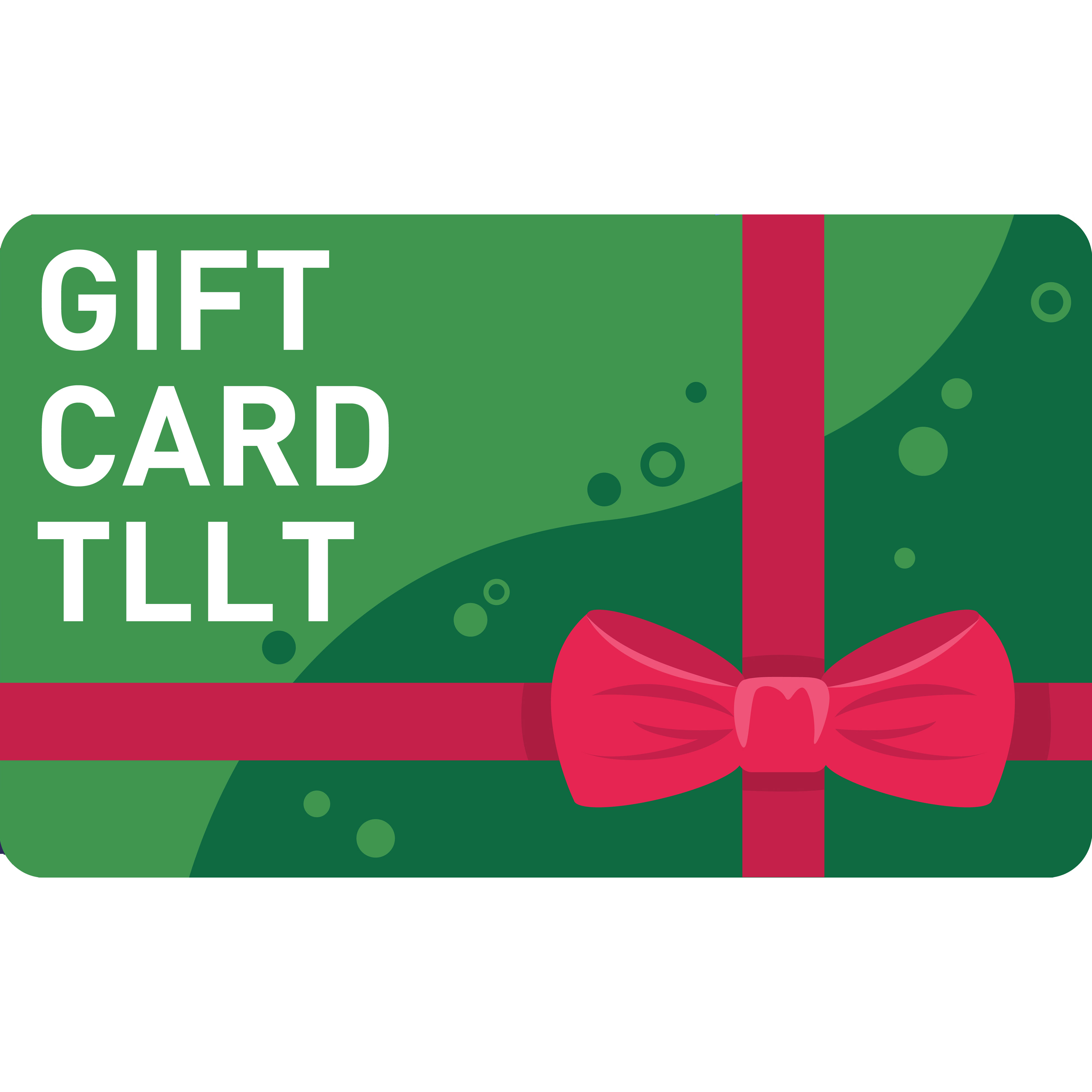 Gift Card TLLT