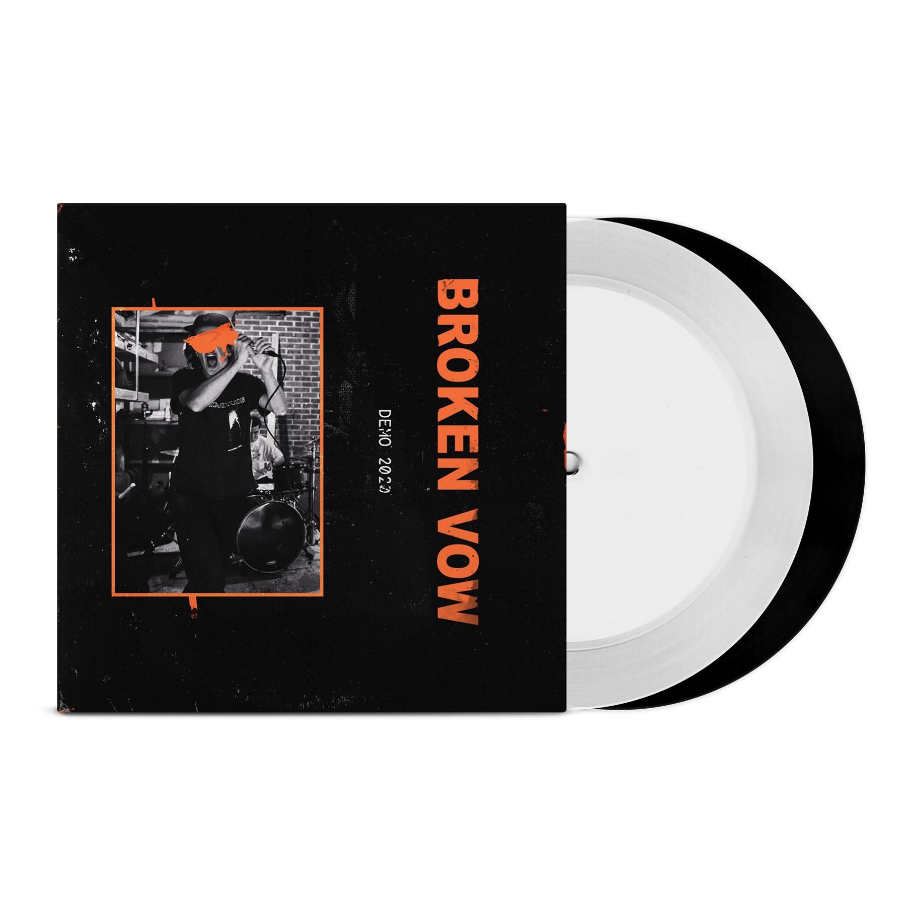 Broken Vow lathe record