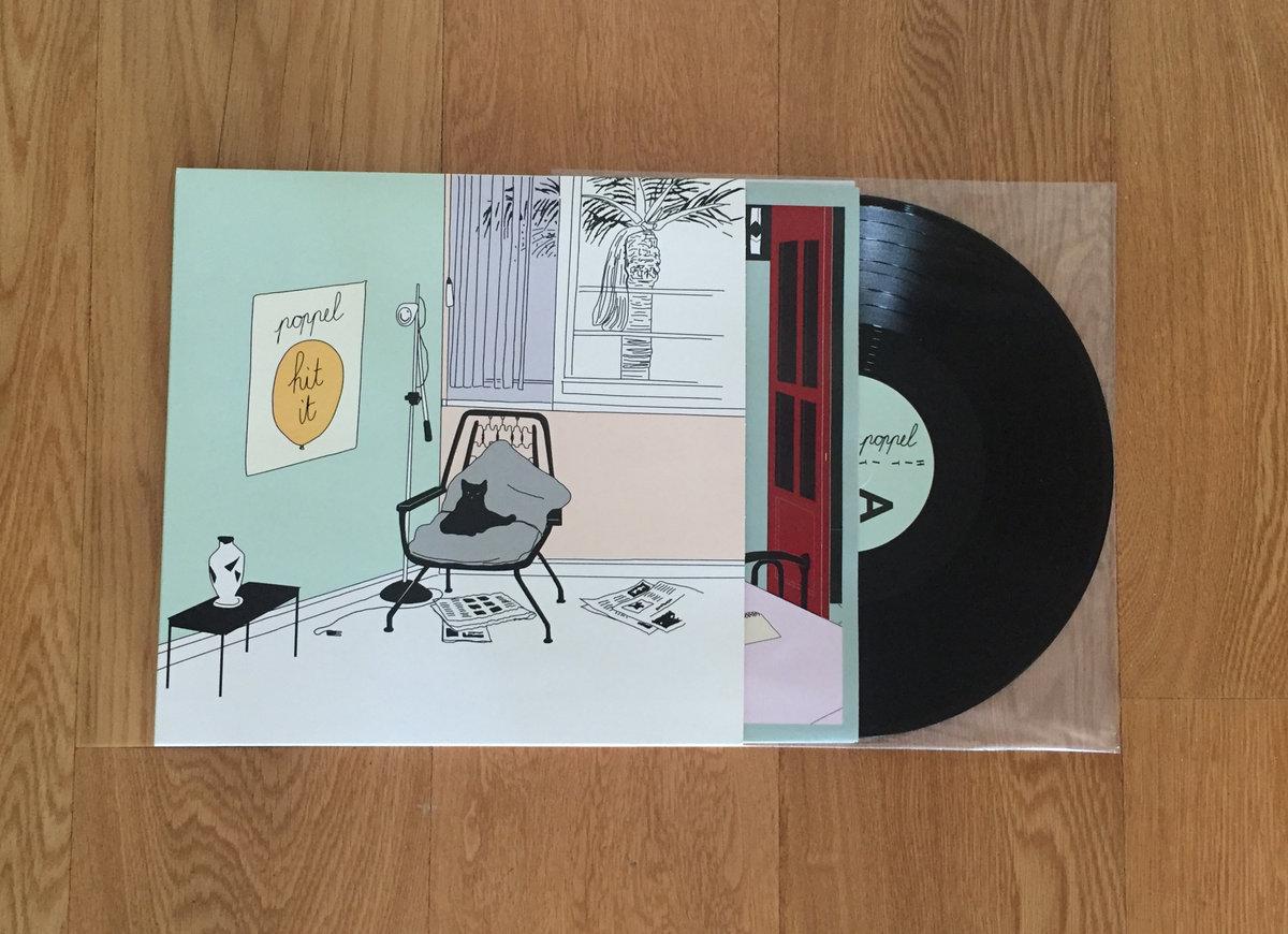 Poppel Vinyl Bundle!