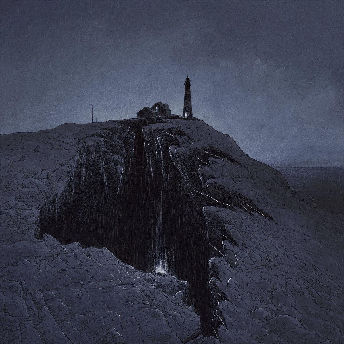 Black Wing - No Moon LP