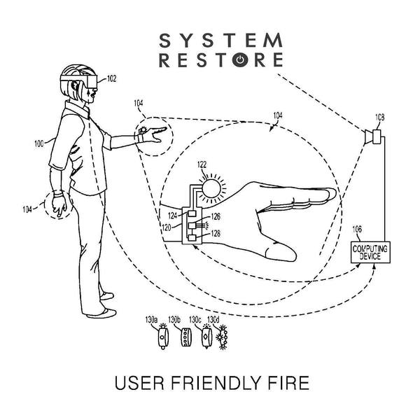 System Restore - User Friendly Fire 7-inch EP