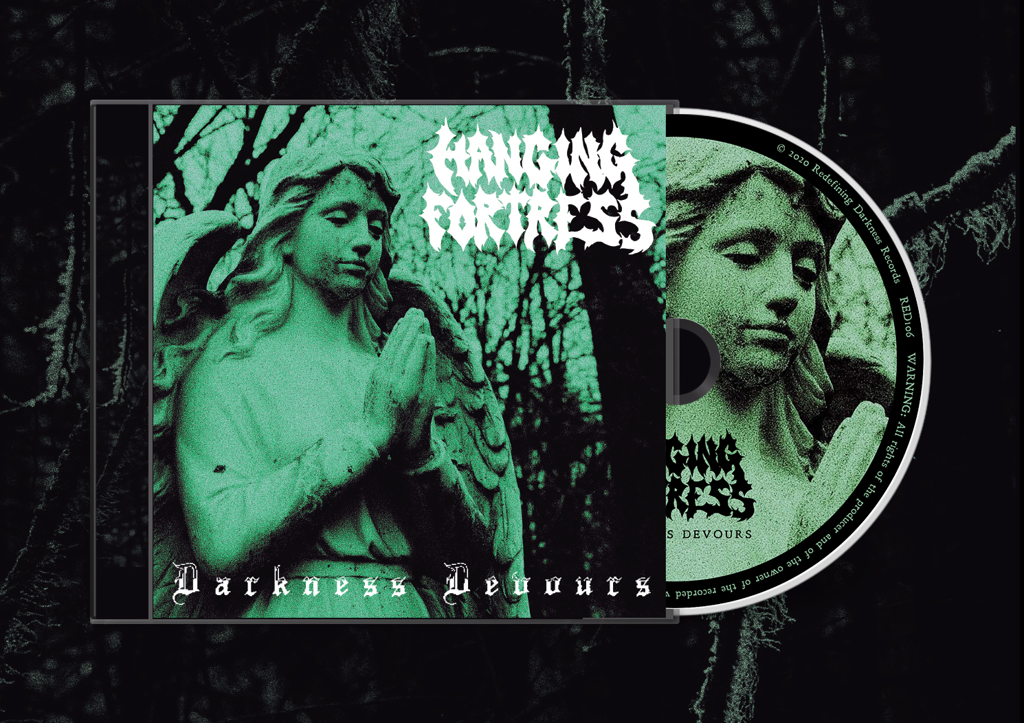 HANGING FORTRESS - Darkness Devours