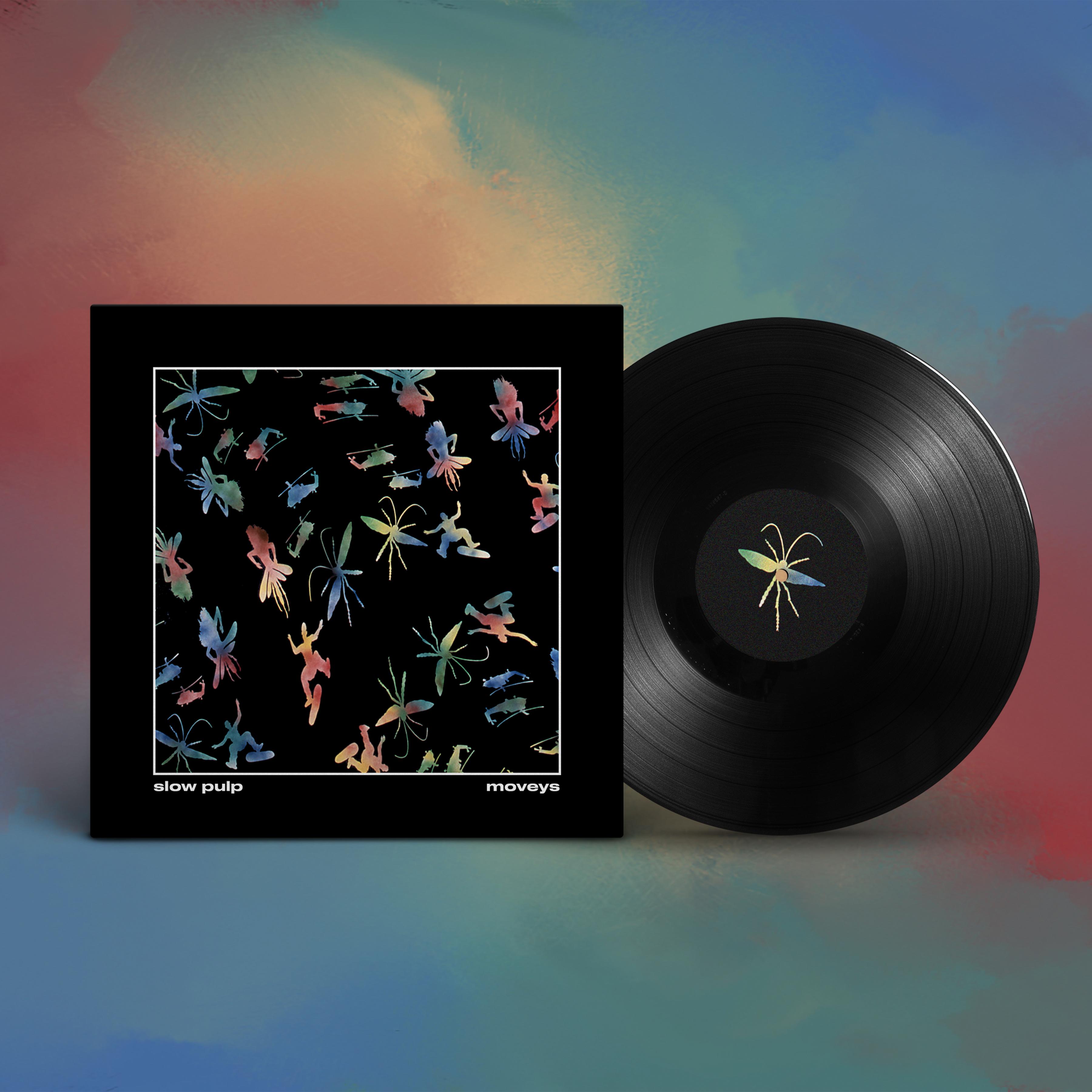Colors Hoodie + Moveys Vinyl