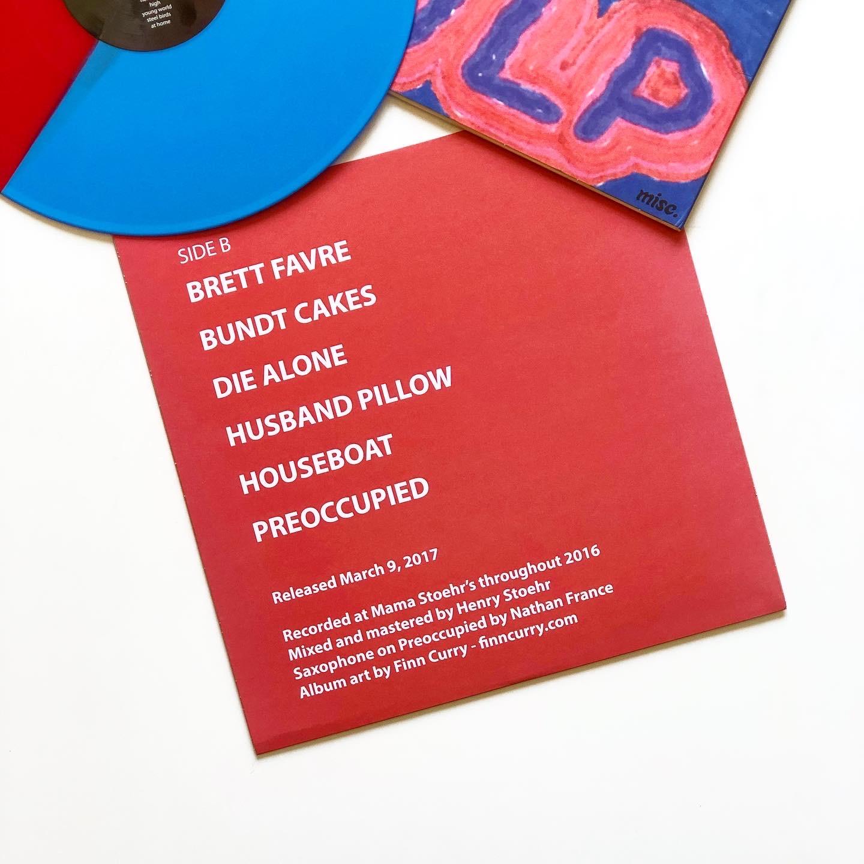 Logo Long Sleeve + Back Catalogue Vinyl