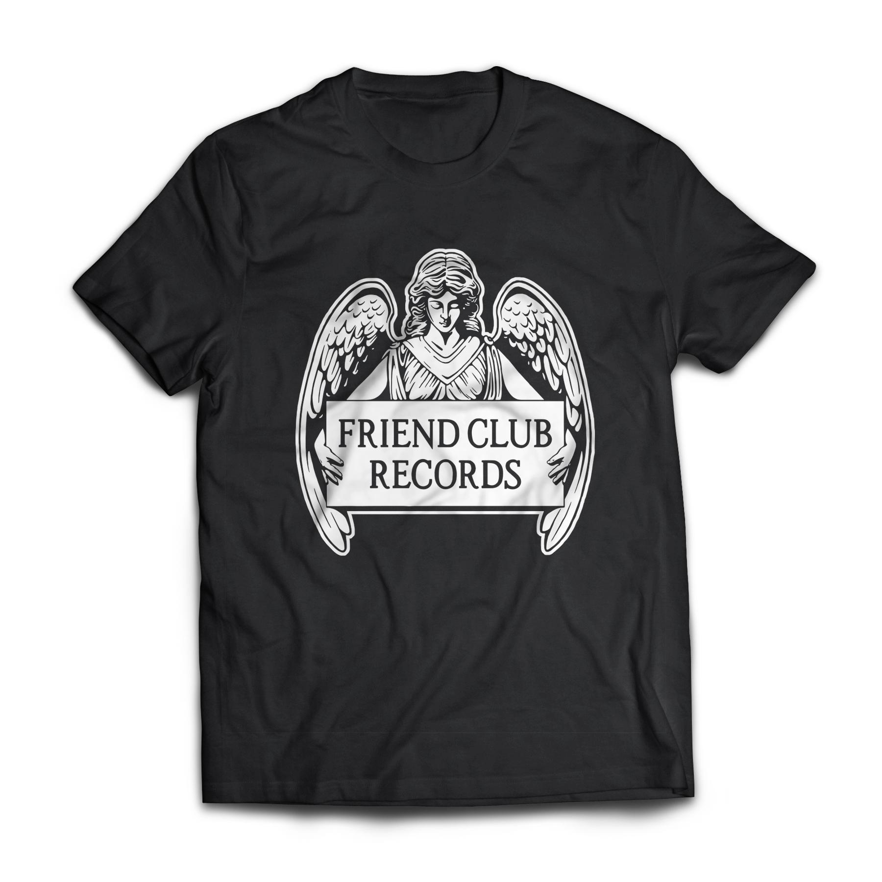 Friend Club Records Logo Shirt