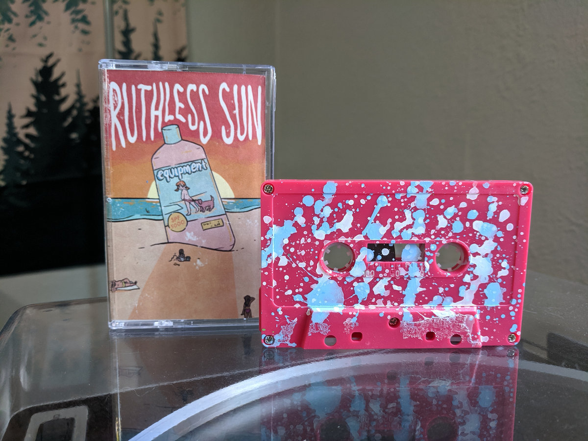 Ruthless Sun Cassette (Second Run)
